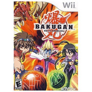 Bakugan Battle Brawlers For Wii Strategy With Manual and Case - EE694730