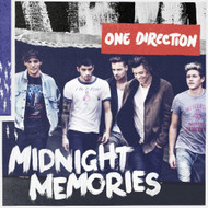 Midnight Memories By One Direction On Audio CD Album - EE694833