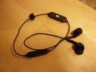 JBL Inspire 500 In-Ear Headphones Black Earphones - EE694963