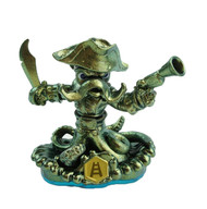 Skylanders Swap Force Exclusive Metallic Gold Green - EE695011
