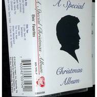 A Special Christmas Album By Elvis' Favorites On Audio Cassette - EE695077