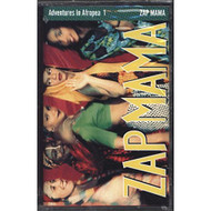 Adventures In Afropea 1 By Zap Mama On Audio Cassette - EE695092