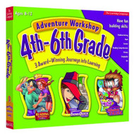 Adventure Workshop 4th 6th Grade Software - EE695114