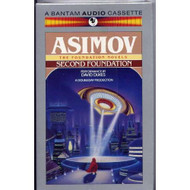 Second Foundation By Isaac Asimov On Audio Cassette - EE695292