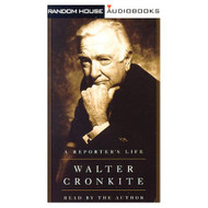 A Reporter's Life By Cronkite Walter Cronkite Walter Reader On Audio - EE695295