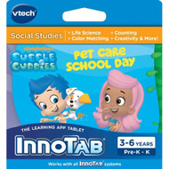 Innotab Software Bubble Guppies For Vtech - EE695474