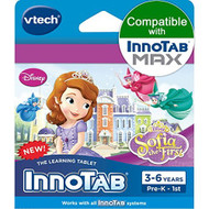 Innotab Software Disney's Sofia For Vtech - EE695506