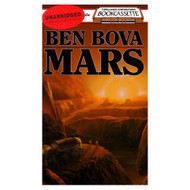 Mars By Bova Ben Hill Dick Reader On Audio Cassette - EE695520