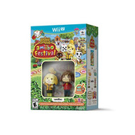 Animal Crossing: Amiibo Festival Bundle For Wii U - EE695550