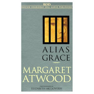 Alias Grace By Margaret Atwood On Audio Cassette - EE695671