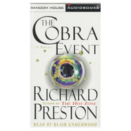 The Cobra Event A Novel By Richard Preston On Audio Cassette - EE695674