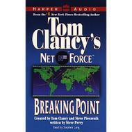 Breaking Point Tom Clancy's Net Force No 4 By Stephen Reader Netco - EE695684