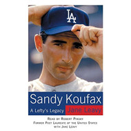 Sandy Koufax: A Lefty's Legacy By Leavy Jane Leavy Jane Reader Pinsky - EE695780