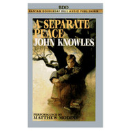 A Separate Peace By John Knowles Matthew Modine Reader On Audio - EE695791