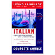 Italian Complete Course: Basic-Intermediate Ll Complete Basic Courses - EE696043