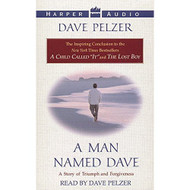 A Man Named Dave By Pelzer Dave Pelzer Dave Reader On Audio Cassette - EE696173