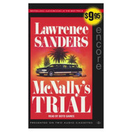 Mcnally's Trial By Lawrence Sanders On Audio Cassette - EE696178