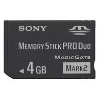 4GB Memory Stick Pro Duo Mark 2 - ZZ696247