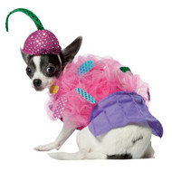 Rasta Imposta Cupcake Dog Costume X-Small - EE690956