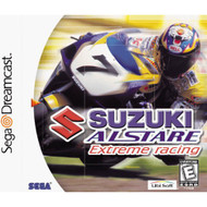 Suzuki Alstare Extreme Racing For Sega Dreamcast - EE696349