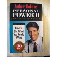 Personal Power 11-THE Driving Force How To Get What You Really Want 3 - EE696596