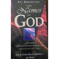Names Of God The By Pat Robertson On Audio Cassette - EE696606