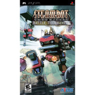 Steambot Chronicles: Battle Tournament Sony For PSP UMD - EE696613