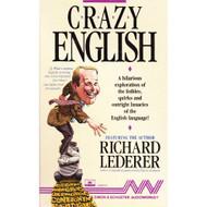 Crazy English By Richard Lederer On Audio Cassette - EE696685