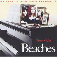 Beaches: Original Soundtrack Recording By Bette Midler On Audio CD - EE696779