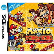 Mario Vs Donkey Kong Mini-Land Mayhem! For Nintendo DS DSi 3DS 2DS - EE696792