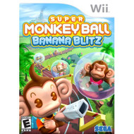 Super Monkey Ball: Banana Blitz For Wii - EE697002