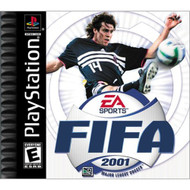 FIFA 2001 Major League Soccer For PlayStation 1 PS1 - EE697179