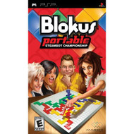 Blokus Portable: Steambot Championship Sony For PSP UMD Board Games - EE697274