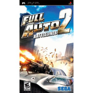 Full Auto 2: Battlelines Sony For PSP UMD Racing - EE697273