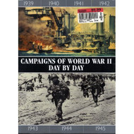 Campaigns Of World War II Day By Day - EE697349