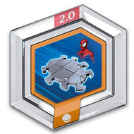 Disney Infinity: Marvel Super Heroes 2.0 Edition Power Disc Spider - EE697382