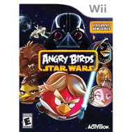 Angry Birds Star Wars Game For Wii - EE697504