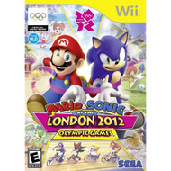 Mario And Sonic At The London 2012 Olympic Games For Wii And Wii U - ZZ697655
