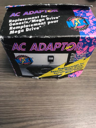 Official Naki AC Adapter Vintage Wall Power Charger For Sega Genesis - EE697795