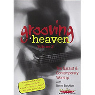 Grooving For Heaven Vol 2: The Bassist And Contemporary Worship DVD On - EE697816