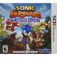 Sonic Boom: Shattered Crystal Nintendo For 3DS - EE698033