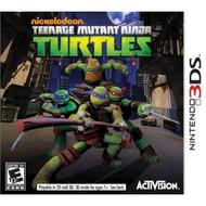 Teenage Mutant Ninja Turtles Nintendo For 3DS - EE698041