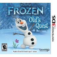 Frozen: Olaf's Quest Nintendo For 3DS - EE698045