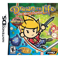 Drawn To Life: The Next Chapter For Nintendo DS DSi 3DS 2DS - EE698066