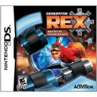 Generator Rex For Nintendo DS DSi 3DS 2DS - EE698076