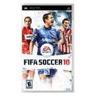 FIFA Soccer 10 Sony For PSP UMD With Manual and Case - EE698195