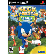 Sega Superstars Tennis For PlayStation 2 PS2 - EE698463