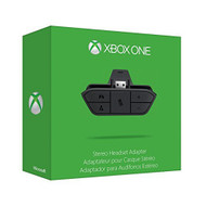 Microsoft OEM Stereo Headset Adapter For Xbox One - ZZ698470