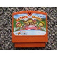 Vsmile V-Motion Game Action Mania For Vtech - EE698542