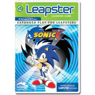 Leapfrog Leapster Learning Game Sonic X For Leap Frog - EE698545
